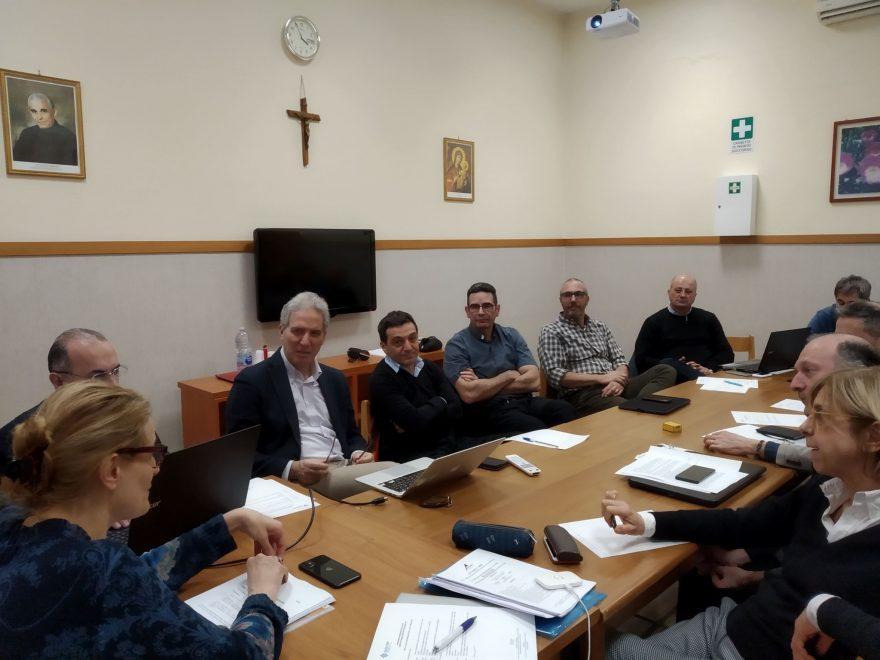 Roma – L'IeFP In Cammino Con I Più Giovani