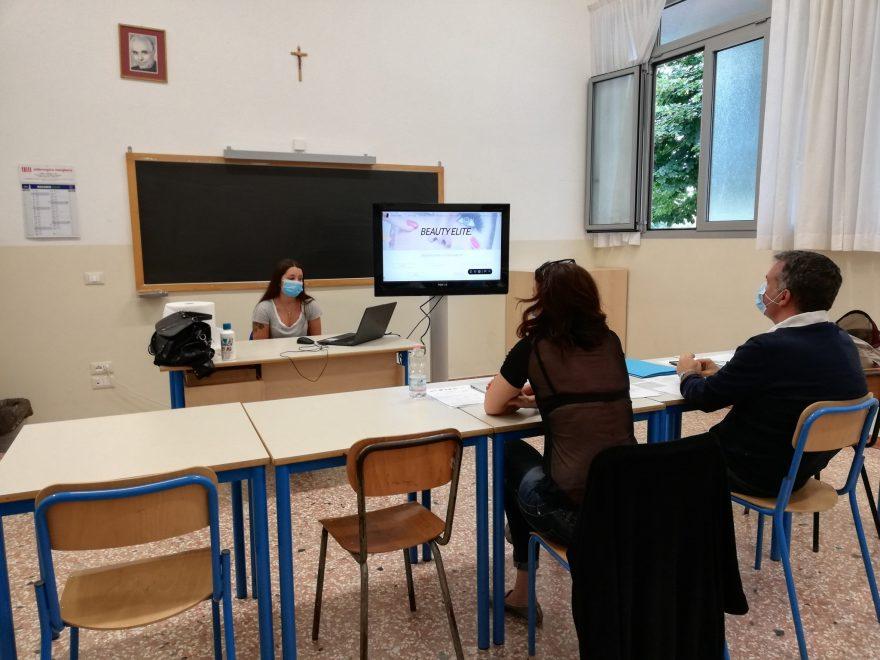 Mestre – I Ragazzi Del CFP Endofap Primi Nel Veneto A Fare Gli Esami