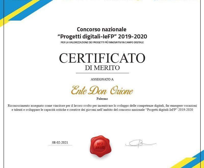 Palermo – Un Premio Per L'innovazione